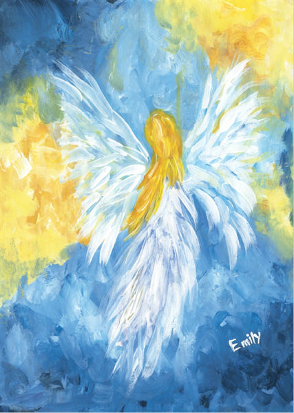 Celestial Angel by Emily