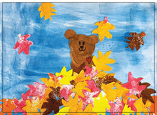 Fall Choco Bear (by Dylan)