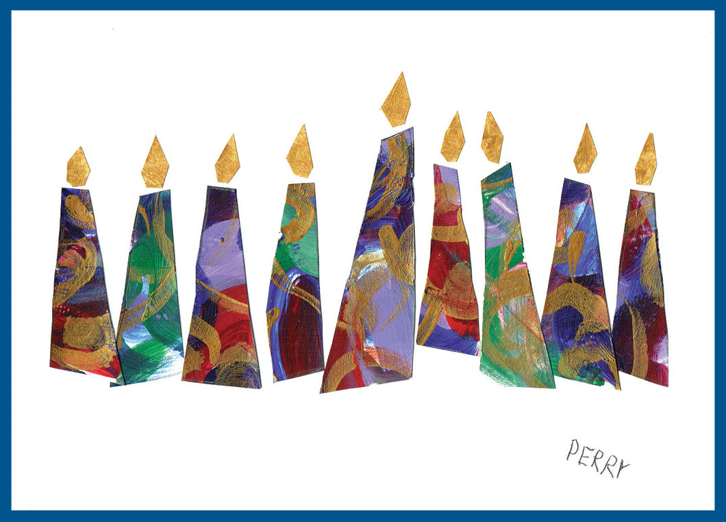 Hanukkah (by Perry) Front