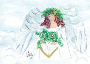 Angel by Emily