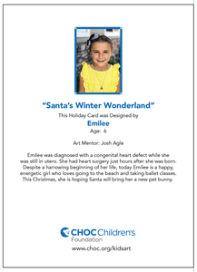Santa's Winter Wonderland (by Emilee)