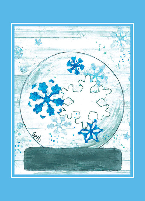 Snow Globe (by Seth) Front