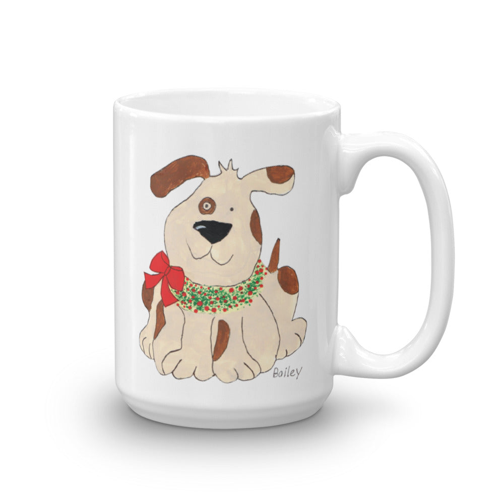 Pickles by Bailey Mug