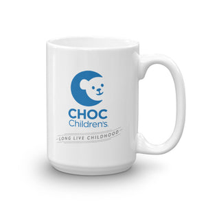 CHOC Children's Choco Bear Mug