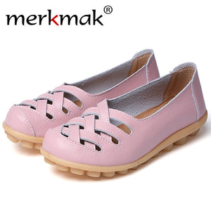 Oxford Flats Casual Loafers 20 Candy Soft Colors