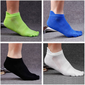 1 Pair Spring And Summer Cotton Sports Socks