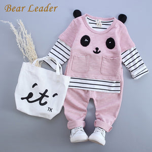 Bear Leader Baby Girl Clothes