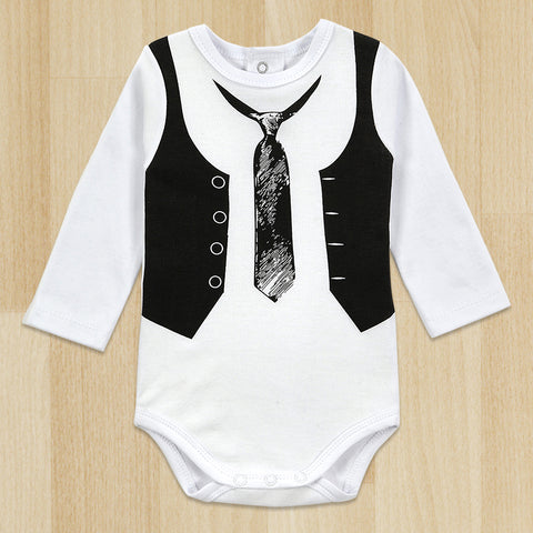 One-Pieces Baby Boy Romper