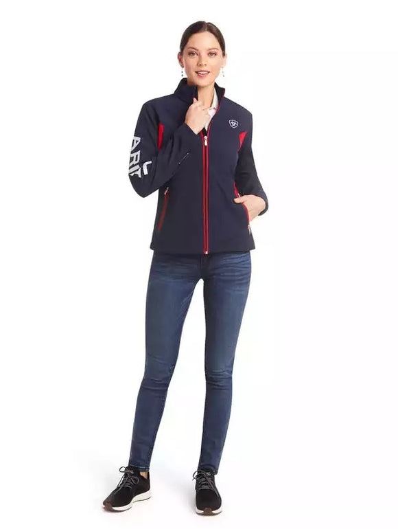 WOMEN'S New Team Softshell Jacket