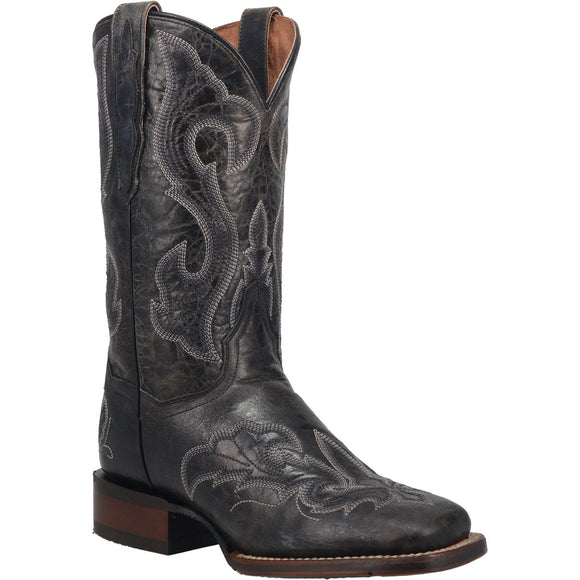 DAN POST WOMEN'S EVERLYN WESTERN BOOTS - WIDE SQUARE TOE