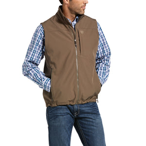 MEN'S ARIAT Logo 2.0 Softshell Vest