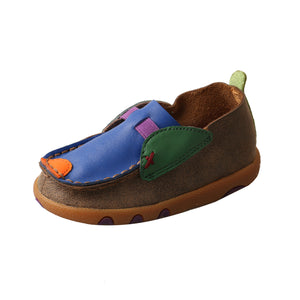 INFANT SLIP-ON DRIVING MOC , HerraduraDeOro - HerraduraDeOro