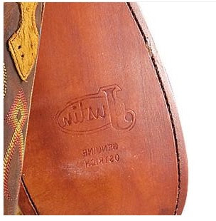 800d29ebf5f JUSTIN FULL QUILL OSTRICH SUNSET COWBOY BOOTS