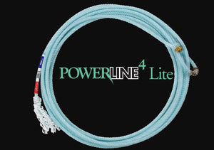 Classic Powerline Lite 3/8 LITE 30' S HEAD Team Rope 12 ROPE SPECIAL PRICE $ 549.89