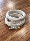 SALE COTTON RANCH 2 ROPES $97.99. REATA DE ALGODON DE RANCHO