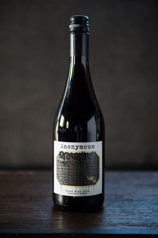 Anonymous Pinot Noir
