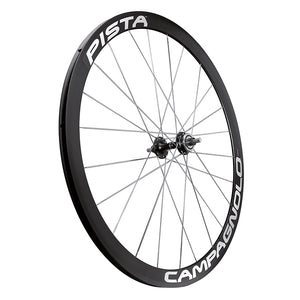 Campagnolo Pista Tubular Front Wheel Track