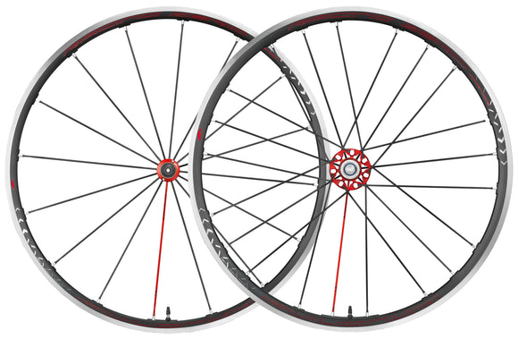 Fulcrum Racing Zero Competizione Wheelset 2-Way Fit