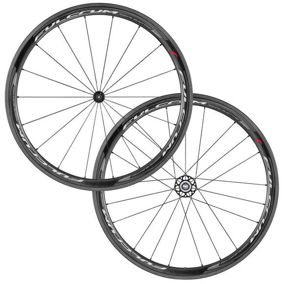 Fulcrum Racing Quattro Carbon Clincher Wheelset