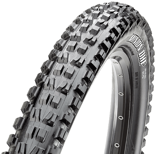 Maxxis Minion DHF UST Tubeless Downhill Tire