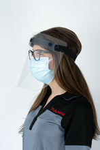 Face Shield - Full coverage facial barrier