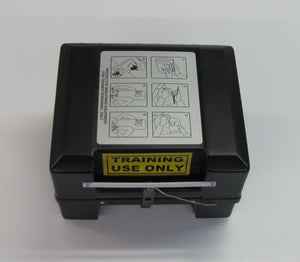 Training Box Assembly for Drager Style PBE - P/N 6423-300