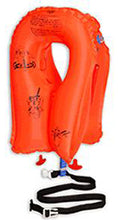 Twin-Cell Life Vest: EAM XF-35 Series - P/N P01074-101C 5 years (Commercial, Military)