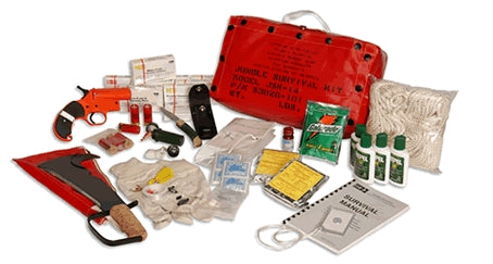 UTSK-50 Uninhabited Terrain Survival Kit: EAM - P/N S3123-101