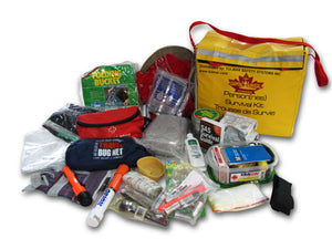 Customized Survival Kit: Capital Survival - P/N CS-XXX