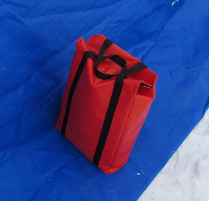Inflatable Shelter - Anchoring Weight Bags - P/N 9551-00X