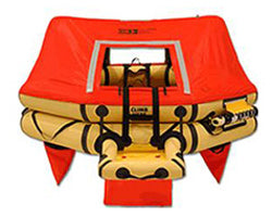 Life Raft Rentals | Tulmar Safety Systems