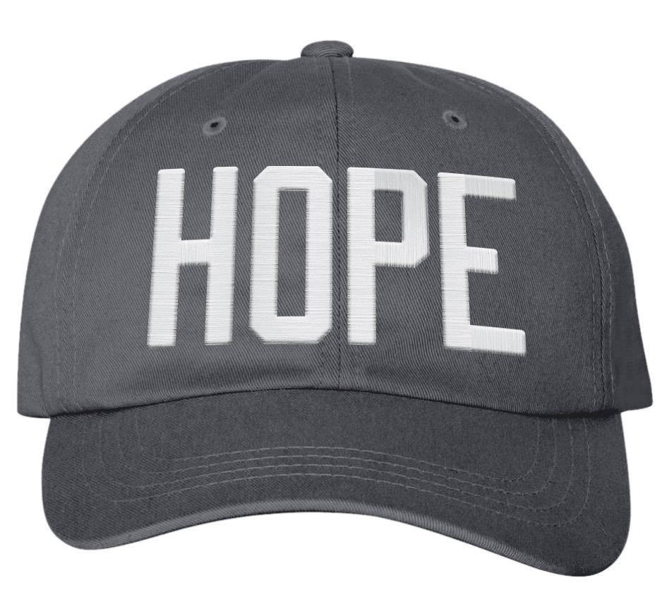 Hope Hat - Grey