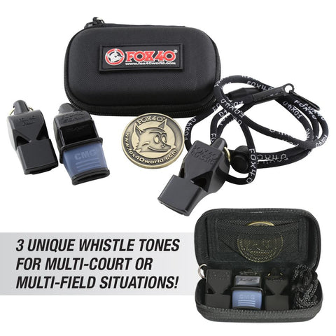 Fox 40 Whistle 3-Pack