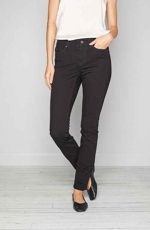 CAMBIO Parla Black Denim Jeans
