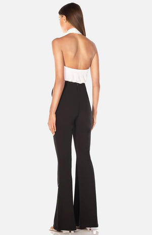 Bell Bottom Black Pants. Pantalon noir