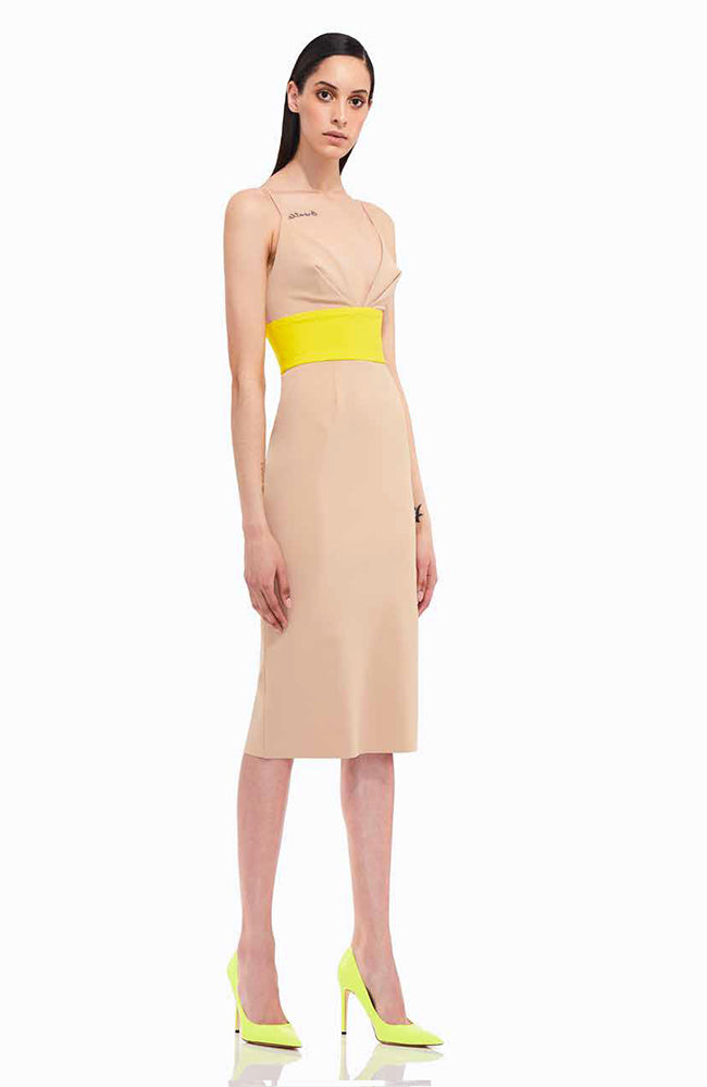 Greta Constantine Kiki Cocktail Dress