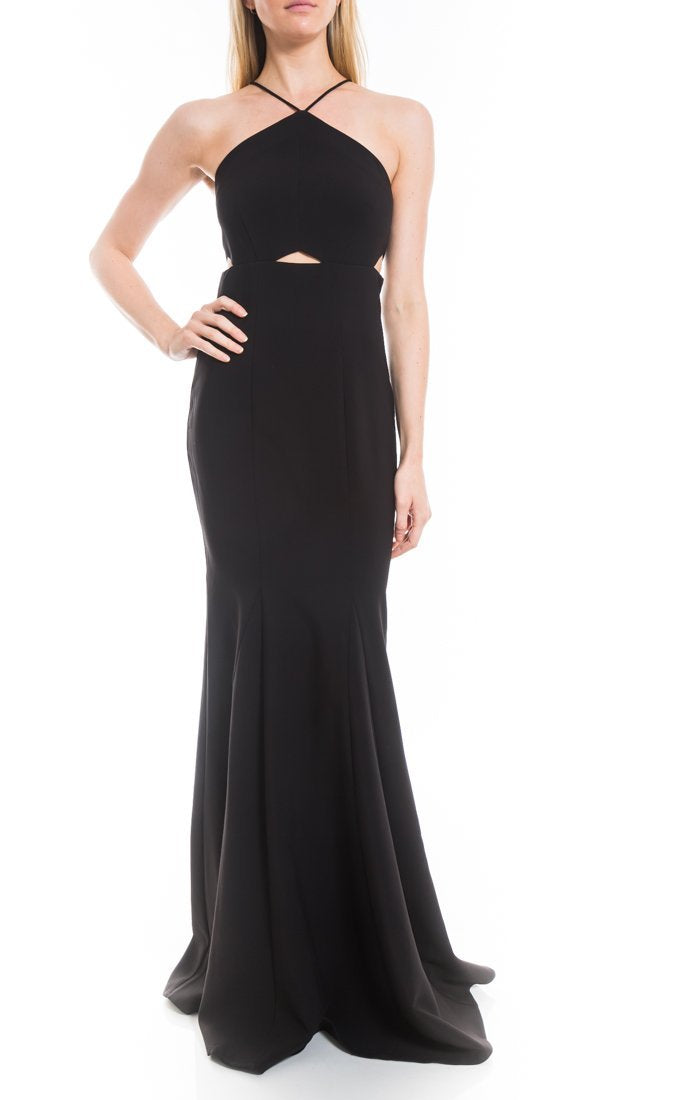Dress Gown Black Robe Noire harper
