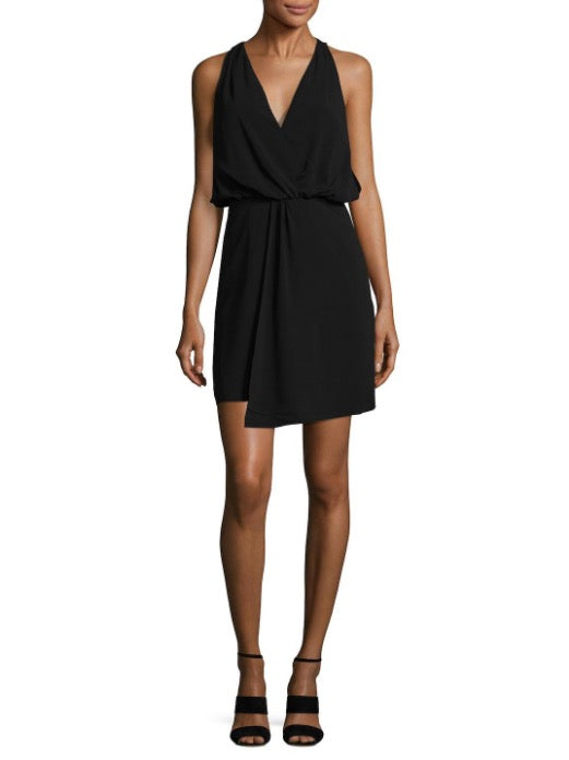 Randall Black Dress. Robe noire Randall
