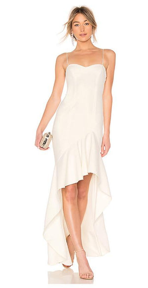 Vita White Gown Dress Robe Blanc