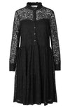Rosemunde Long Sleeve Lace Dress