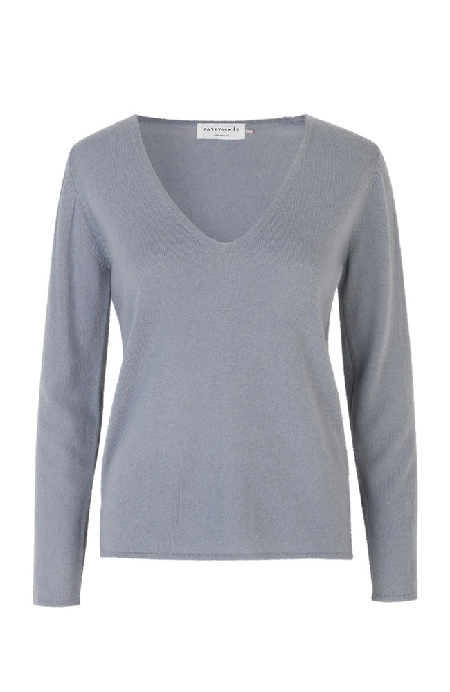 V-Neck Light Weight Sweater. Pull avec col en v