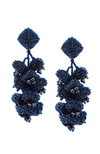 Sachin & Babi Grape Earrings French Blue Pendants d'oreilles bleu