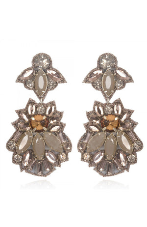 SUZANNA DAI Sunset Blvd Drop Earrings Boucles d'oreilles