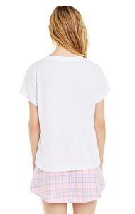Wildfox Let's Roll T-shirt