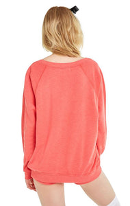 Wildfox Rose Sommers Sweater