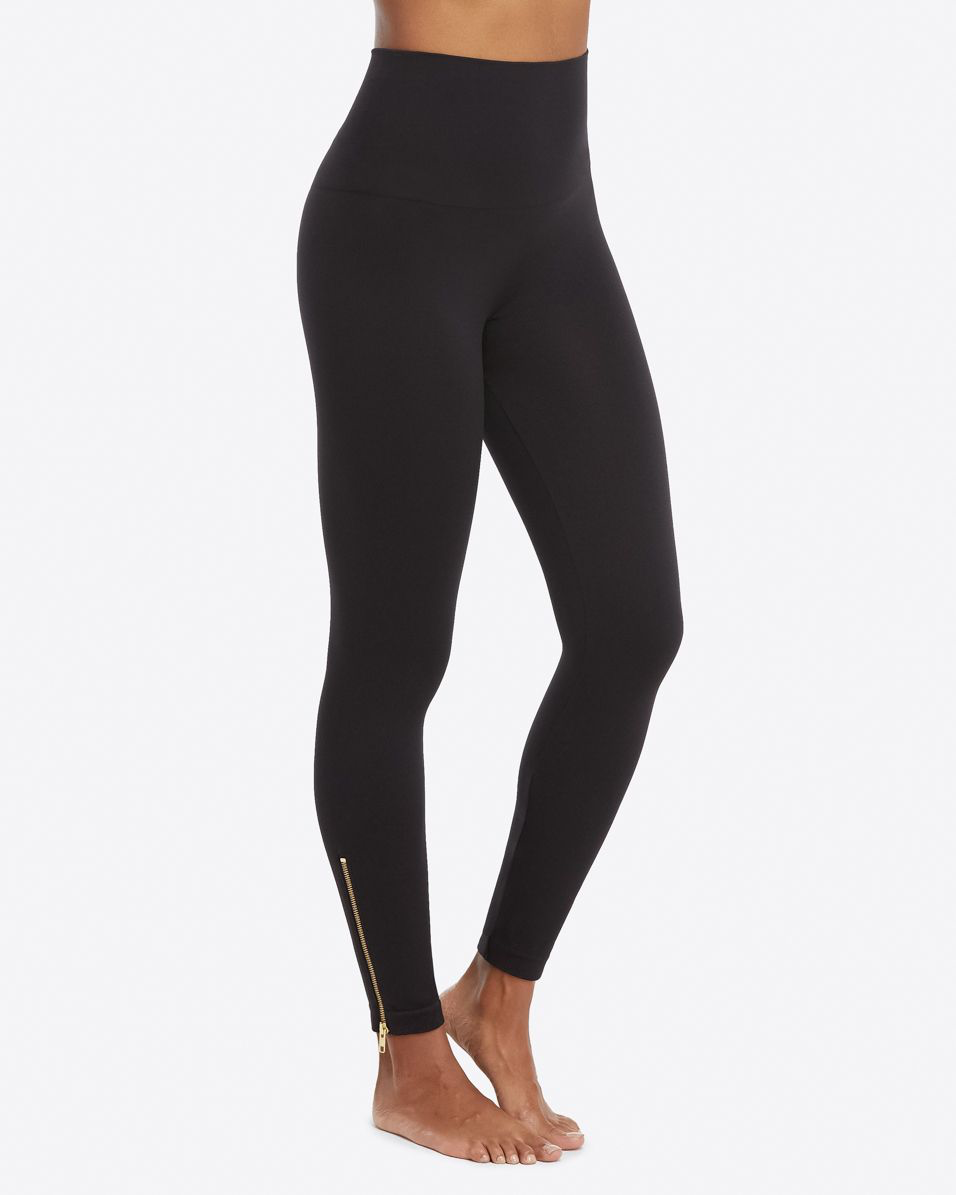 Spanx Seamless Side Zip Legging sans couture zip latéral