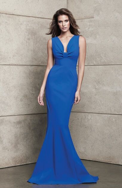 GRETA CONSTANTINE Vara Gown. Robe longue style sirène - various colors