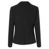 Women Single Breasted Knit Blazer. Blazer en tricot