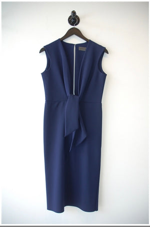 Greta Constantine Charo Robe Blue Dress