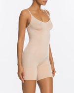 Spanx Mi-Thigh Body Shape suit